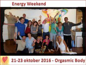 Orgasmic Body Groep 2016