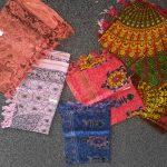 Indiase longhi's, doeken, broeken... en meer