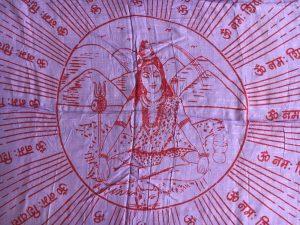 Ln20 01 Longhi Shiva Lila Rood Met Gouden Rand 1