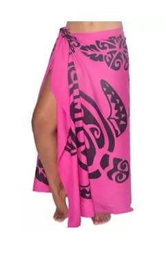 Longhi Roze Zwart Motief